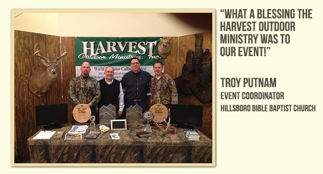 Harvest Outdoor Ministries